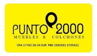 Colchones Punto 2000 380x220