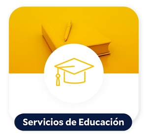 Servicios de Educación