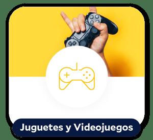 Jugetes y Videojuegos